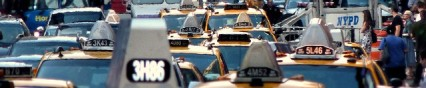 Yellow Cabs in New York City (2)